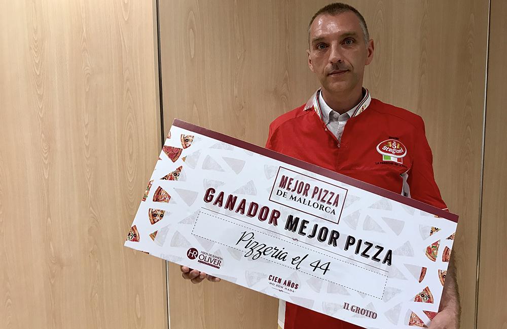 La Cadena SER organiza una tertulia con motivo del concurso de la Mejor Pizza de Mallorca
